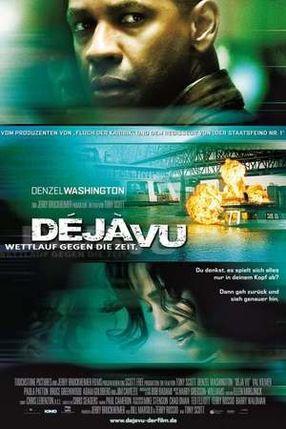 Poster: Déjà Vu - Wettlauf gegen die Zeit