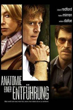 Poster: Anatomie einer Entführung