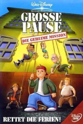 Poster: Disneys Große Pause - Die geheime Mission
