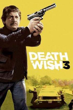 Poster: Death Wish 3 - Der Rächer von New York