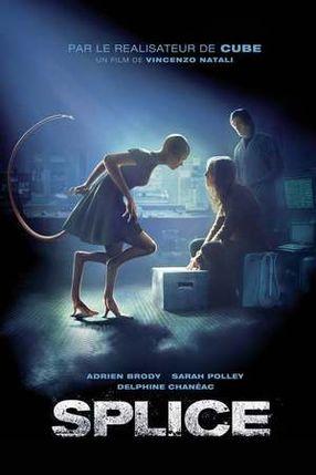 Poster: Splice - Das Genexperiment