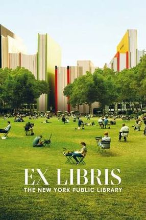 Poster: Ex Libris: The New York Public Library