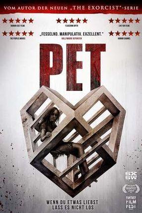 Poster: PET - Wenn du etwas liebst, lass es nicht los