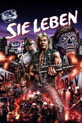 Poster: Sie leben!