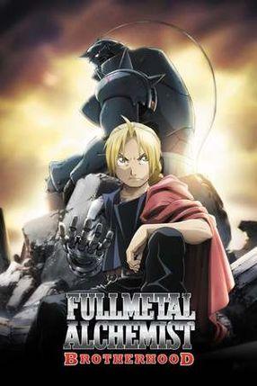 Poster: Fullmetal Alchemist: Brotherhood