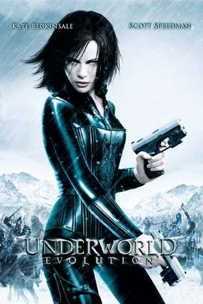 Poster: Underworld: Evolution