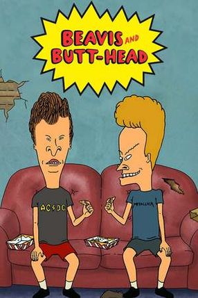 Poster: Beavis and Butt-head