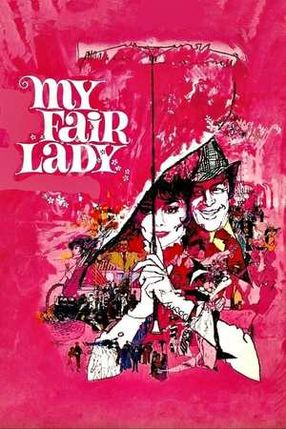 Poster: My Fair Lady