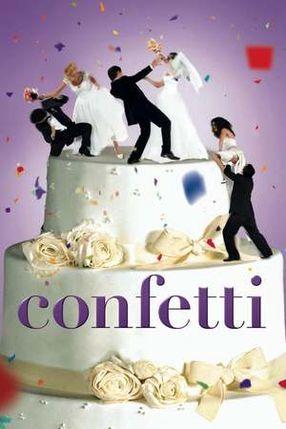 Poster: Confetti - Heirate lieber ungewöhnlich