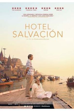 Poster: Hotel Salvation