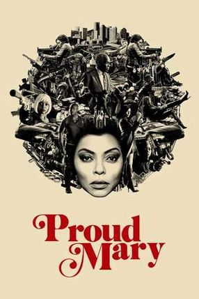 Poster: Proud Mary