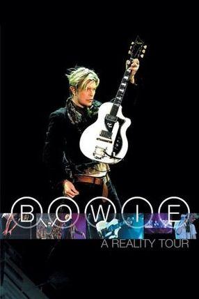 Poster: David Bowie: A Reality Tour