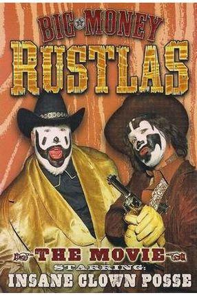 Poster: Big Money Rustlas