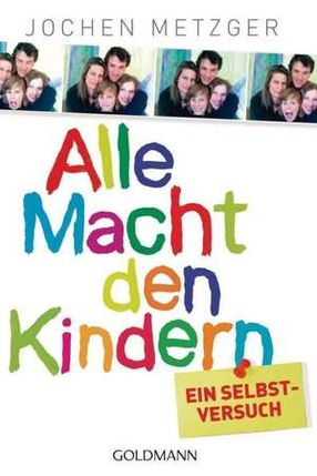 Poster: Alle Macht den Kindern!