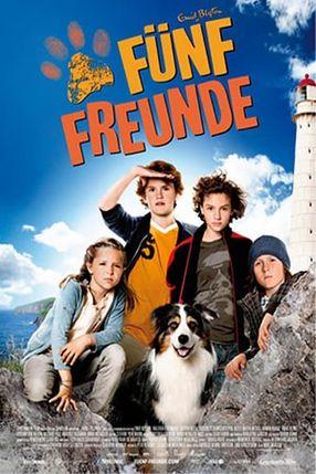 Poster: Fünf Freunde