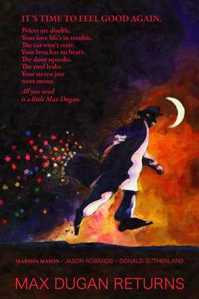 Poster: Max Dugans Moneten