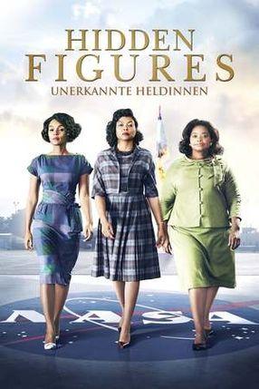 Poster: Hidden Figures - Unerkannte Heldinnen