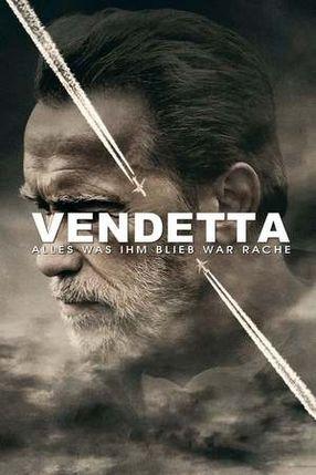 Poster: Vendetta - Alles was ihm blieb war Rache