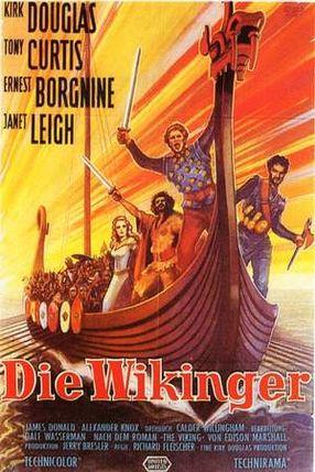 Poster: Die Wikinger
