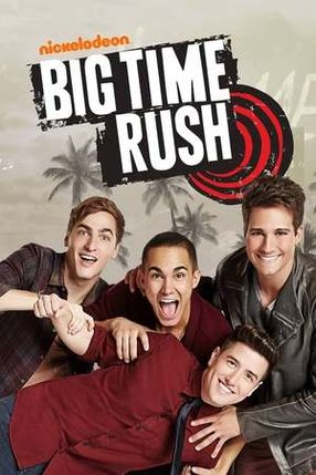 Poster: Big Time Rush