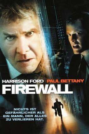 Poster: Firewall