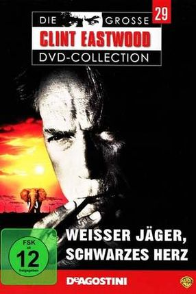 Poster: Weißer Jäger, schwarzes Herz