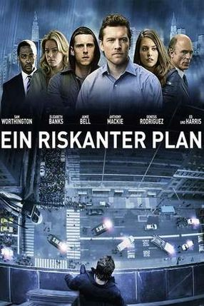 Poster: Ein riskanter Plan