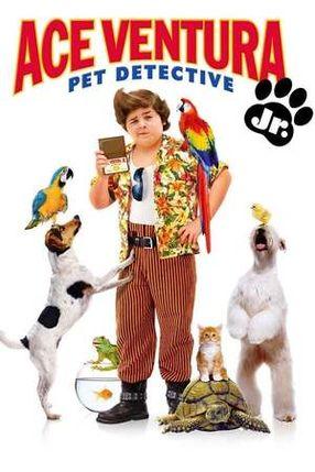 Poster: Ace Ventura 3 - Der Tier-Detektiv