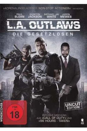 Poster: L.A. Outlaws - Die Gesetzlosen