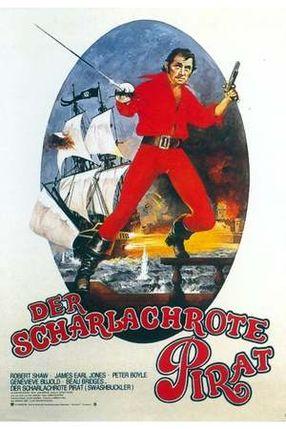 Poster: Der scharlachrote Pirat