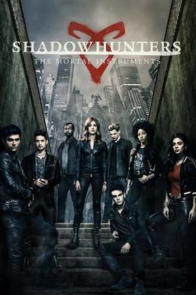 Poster: Shadowhunters