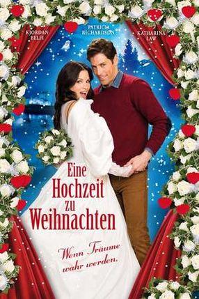 Poster: Eine Hochzeit zu Weihnachten