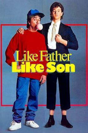 Poster: Wie der Vater, so der Sohn