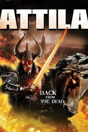 Poster: Attila - Master of an Empire