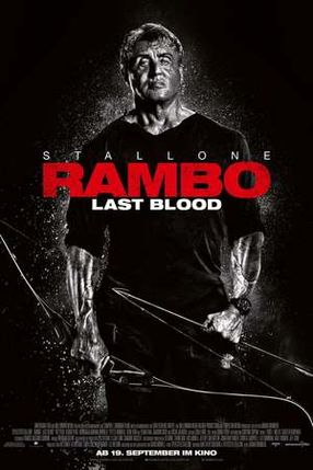Poster: Rambo - Last Blood