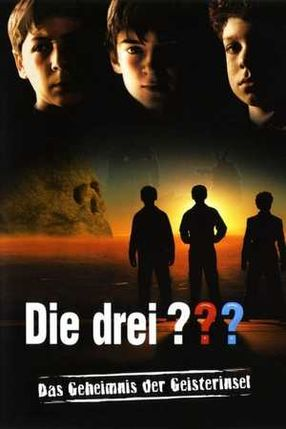 Poster: Die drei ??? - Das Geheimnis der Geisterinsel
