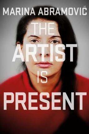 Poster: Marina Abramovic: The Artist Is Present