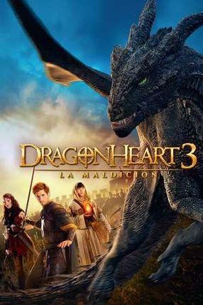 Poster: Dragonheart 3: Der Fluch Des Druiden
