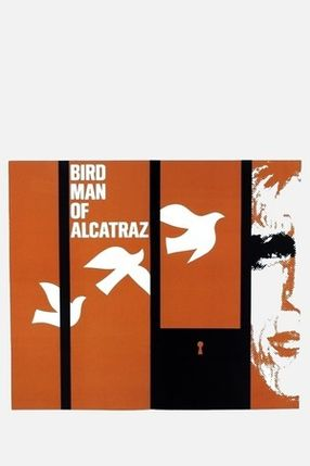 Poster: Der Gefangene von Alcatraz