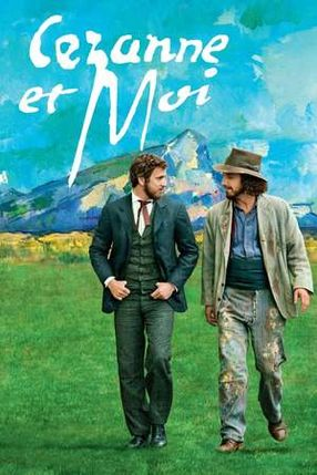 Poster: Meine Zeit mit Cézanne