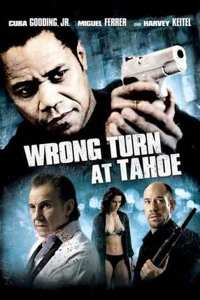 Poster: Wrong Turn at Tahoe