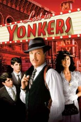 Poster: Trouble in Yonkers