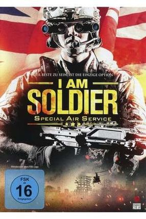Poster: I am Soldier