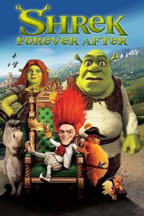 Poster: Für immer Shrek
