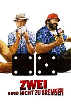 Poster: Zwei sind nicht zu bremsen