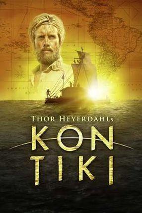Poster: Kon-Tiki