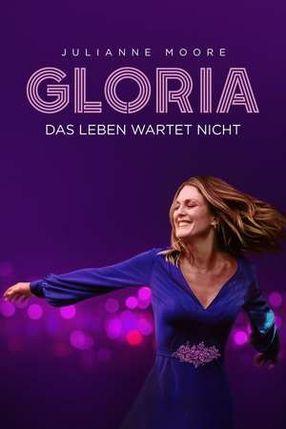 Poster: Gloria - Das Leben wartet nicht