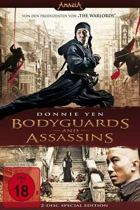 Poster: Bodyguards and Assassins
