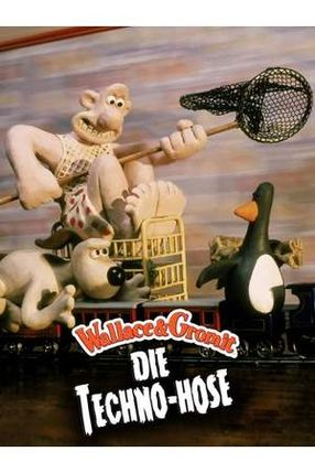 Poster: Wallace & Gromit - Die Techno-Hose