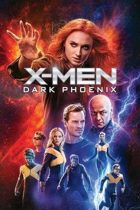 Poster: X-Men: Dark Phoenix